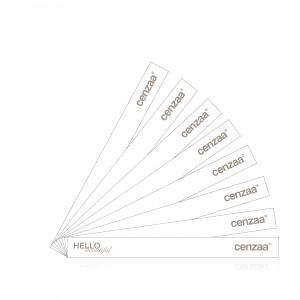 Cenzaa Fragrance Paper / Geurstrookjes