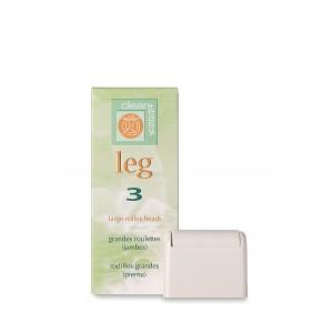 Clean and Easy Roller Leg (large) 3 stuks