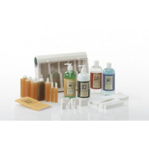Clean+Easy Waxing Spa Set / Full Service Kit