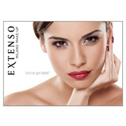 Extenso Milano Make-up Showcard