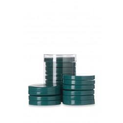 Basic Line Gezichtshars Azuleenschijfjes 200gr