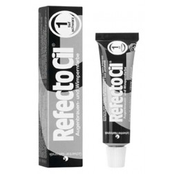 Refectocil Wimperverf Zwart 1.0