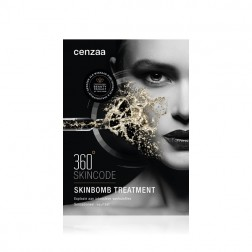 Cenzaa 360 SKIN Boost Ampoule Therapy Poster [50x70cm]