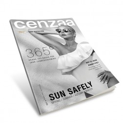 Cenzaa 365° Sun Protection Magazine 10st