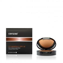 Cenzaa CC MINERALS SPF 30 - Bronze Velvet Finish