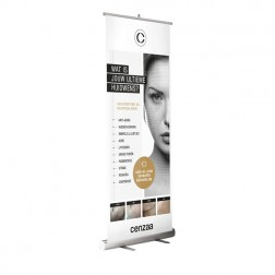 Cenzaa ''Dermapen'' Roll Up Banner