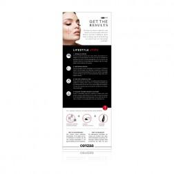 Cenzaa Rosacea & Couperose Advies Card 25st