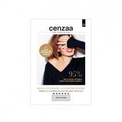 Cenzaa ''Revolutionaire Huidverbetering'' Poster gepers.