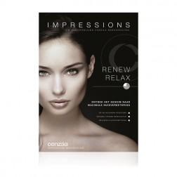 Cenzaa ''Impressions'' Stoepbordposter [620x870]