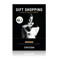 Cenzaa ''Gift Collection'' Stoepbordposter