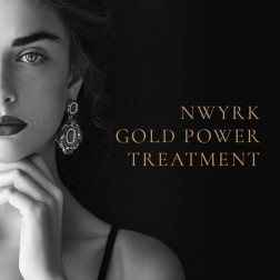 Cenzaa NWYRK Gold Power Treatment Set