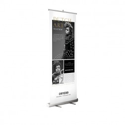 Cenzaa Roll Up Banner Seasons 100% DUTCH
