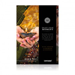 Cenzaa ''Jaipur Stress Relief'' Stoepbordposter [620x870]