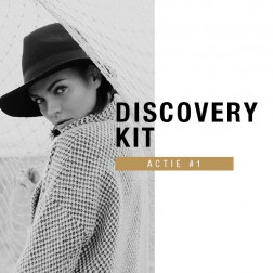 Cenzaa Set Discovery Kits en Discovery Beauty Cases