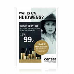 Cenzaa Poster Discovery Kit try-out  [50x70cm]