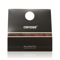 "Cenzaa ""HELLO BEAUTIFUL"" Gift Bag 10st"