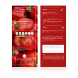 Food Lab Voedingskaart Rijpere Huid 10st.