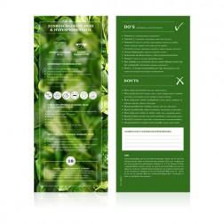 Food Lab Voedingskaart Zonbeschadigde Huid /Hyperpigm. 10st