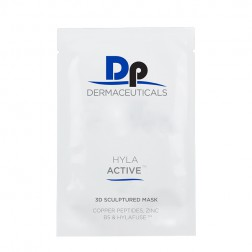 DP Dermaceuticals HylaActive 3D Sculptured Mask 33st