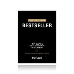 Cenzaa tafeldisplay 'bestseller'