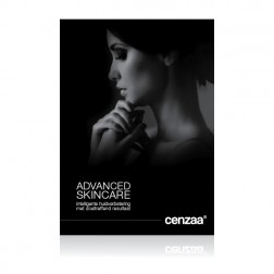 Cenzaa ''Advanced Skincare'' Poster