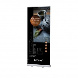 Cenzaa ''Experience Day'' Roll Up Banner