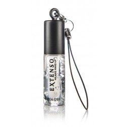 Extenso Milano Lipgloss Transparent Keychain 10st