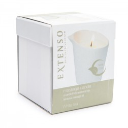 Extenso Massage Candle White Tea 1st